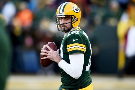 Watch All Three of Aaron Rodgers's Hail Marys in Glorious Unison