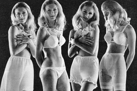 These '60s Undies Ads Prove That Sex Has Been Selling for a While Now