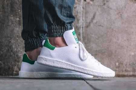 Adidas Just Rolled Out a Lighter, Quicker, Sweat-Wicking-er Stan Smith