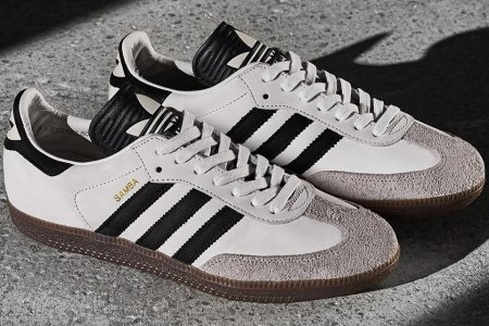 Can These Adidas Sambas Kick It? Yes They Can.