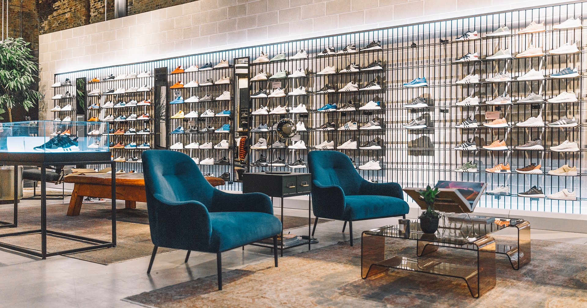 The Largest Adidas Originals Store, Now Open in Chicago