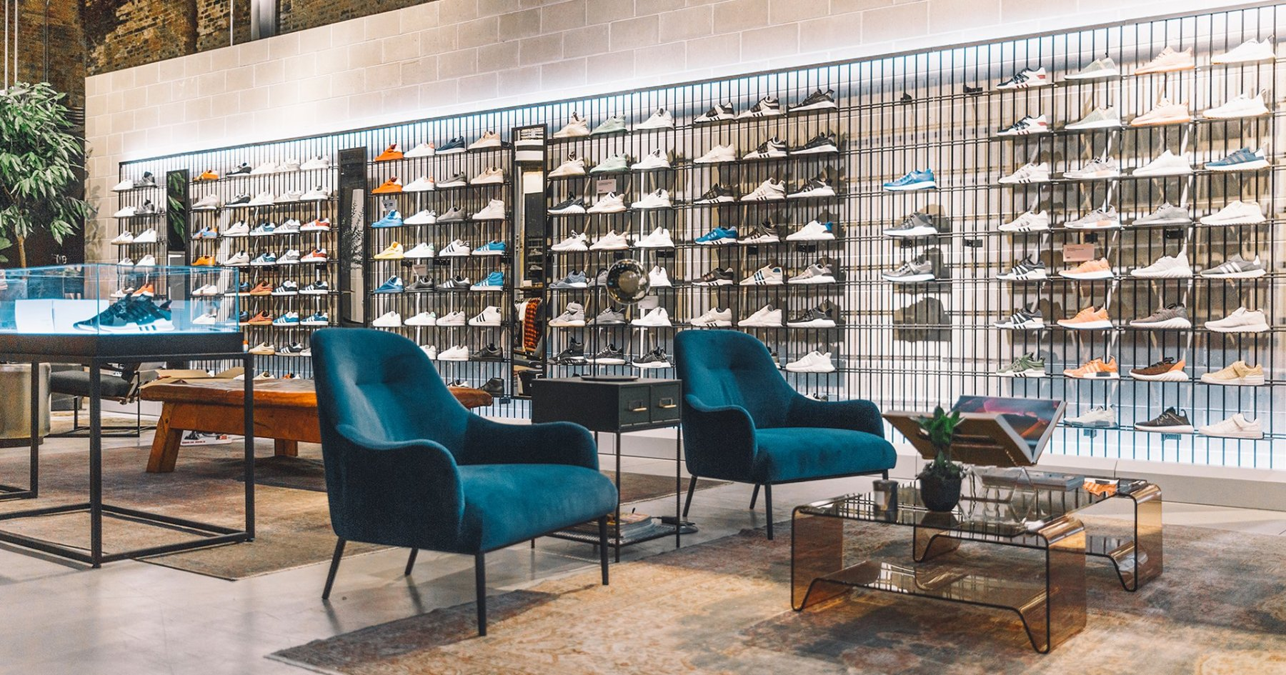 The World's Largest Adidas Originals Store Is Here
