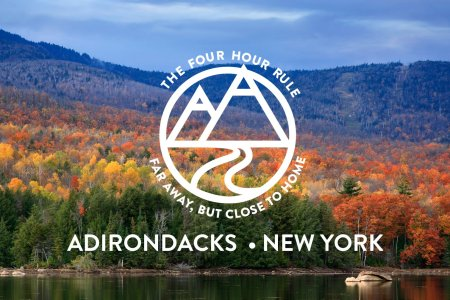 4-Hour Rule: Adirondacks