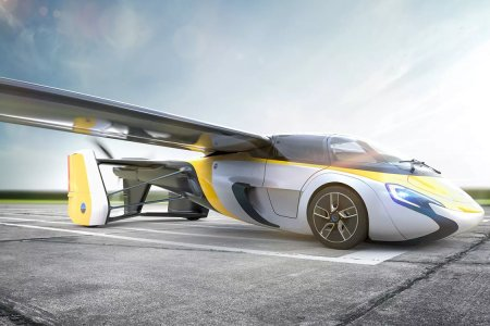 A Real-Deal Flying Car Is Launching This Year
