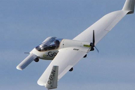A Plane So Svelte You Can Park It in Your Garage