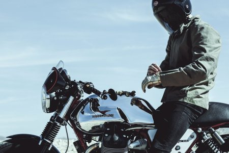 Gear Trails, Vol III: Motorcycling the Angeles Crest Highway