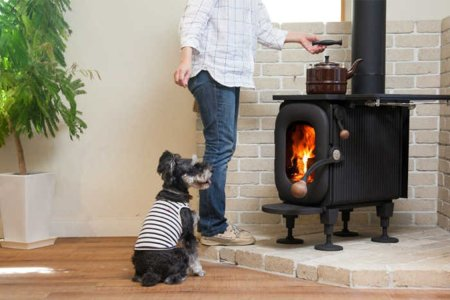 This Stove Thinks It's a Dog