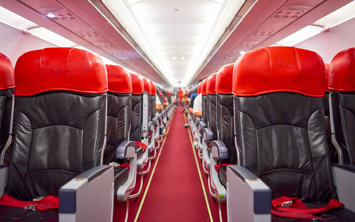 Shut Up and Take Their Money: AirAsia to Give Away 3M Free Seats