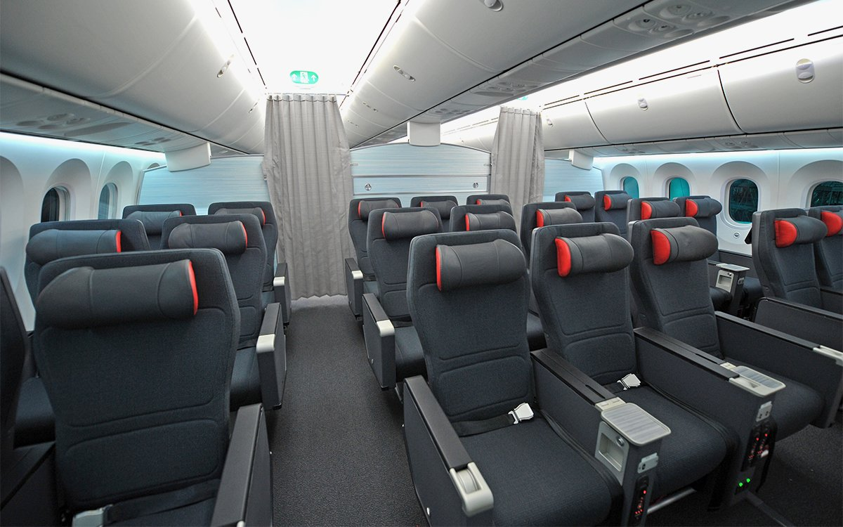 Are Airlines Really Auctioning Off Seat Upgrades?