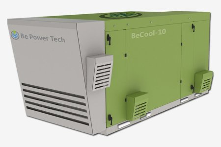 The Power of Cool: Sustainable A/C Unit Actually Generates Electricity
