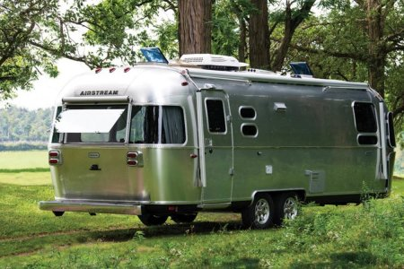 Airstream's Roomy New Model Proves They're Still King of the Open Road