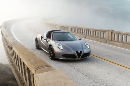 Alfa Romeo's 4C Spider Is the Most Fun You Can Have for $65K