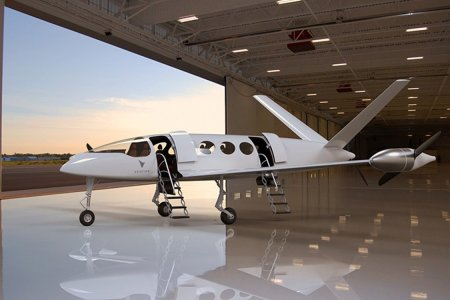 By 2020, Your Uber Could Be an Electric Airplane