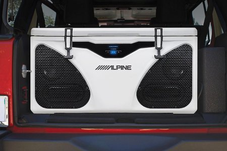 We Didn't Think Coolers Needed Speakers. We Were Wrong.