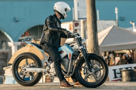The New Standard for Electric Motorcycles Has Arrived