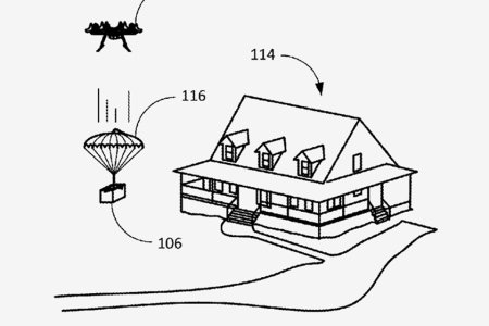 Amazon Has a New Delivery Patent and It Involves Parachutes