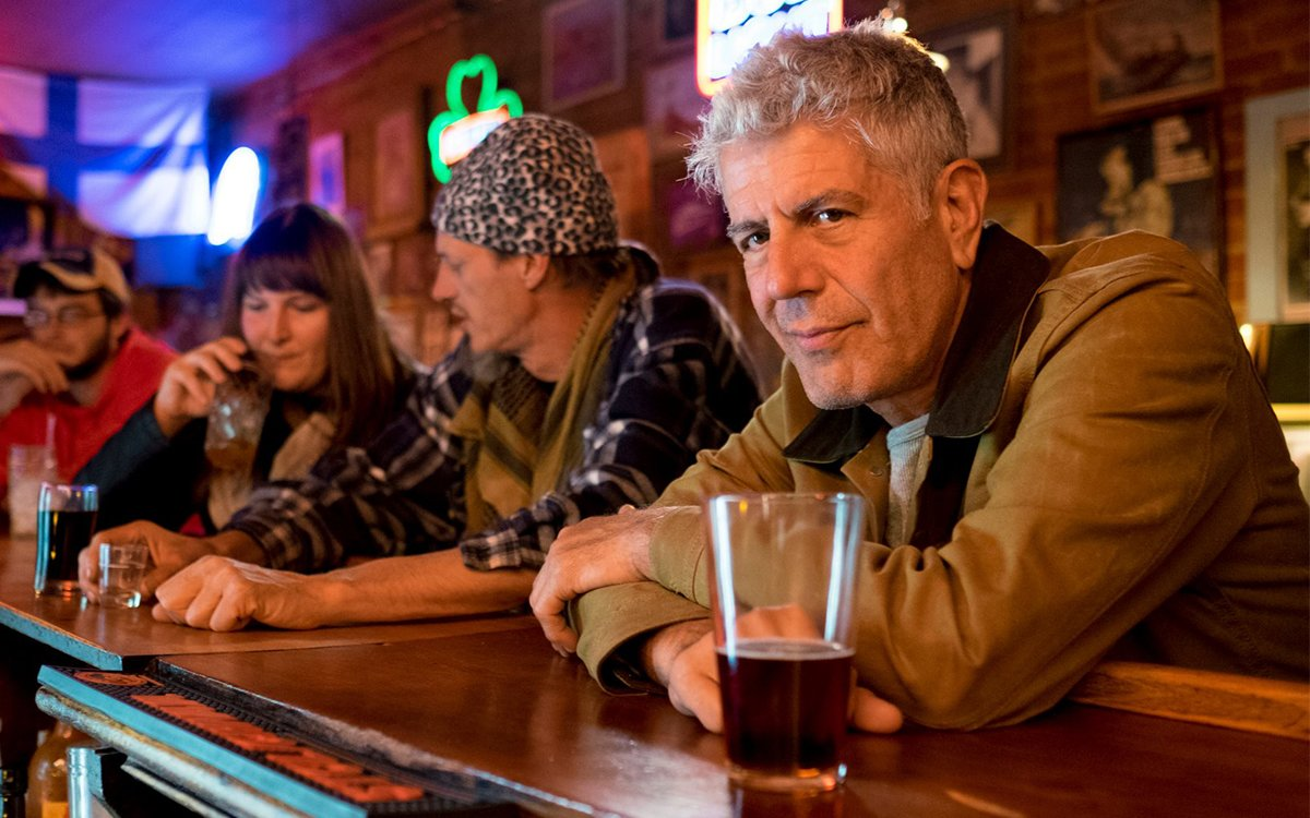 Anthony Bourdain's New Travel Guide Site Will Give You Major Wanderlust