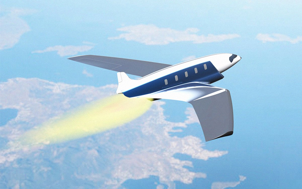 Would You Board a 16,000 MPH Flight?