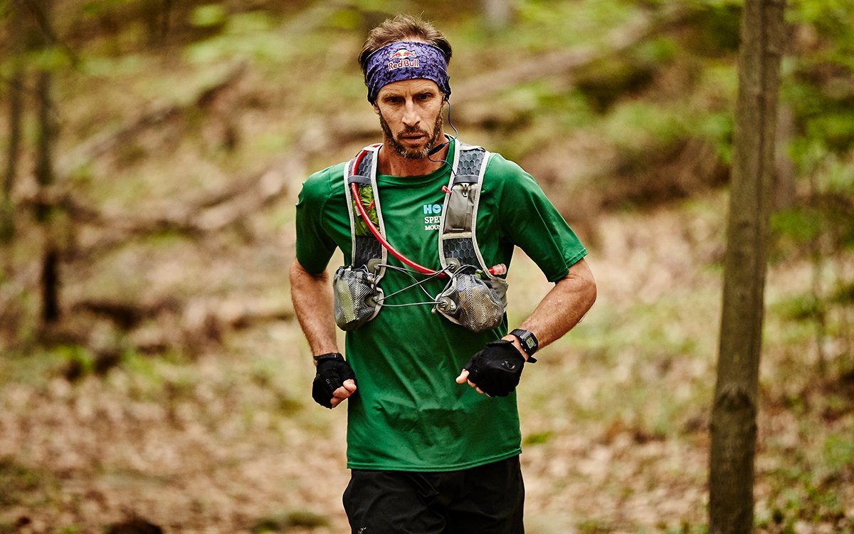 Life Advice From a Man Who Just Ran 2,200 miles in 45 Days
