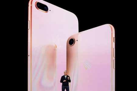 The Star of the iPhone 8 Keynote Was … The iPhone X?