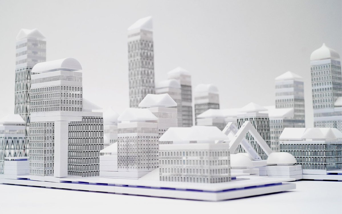 Become Lord of Your Own Tiny Empire With This Real-Life SimCity Kit