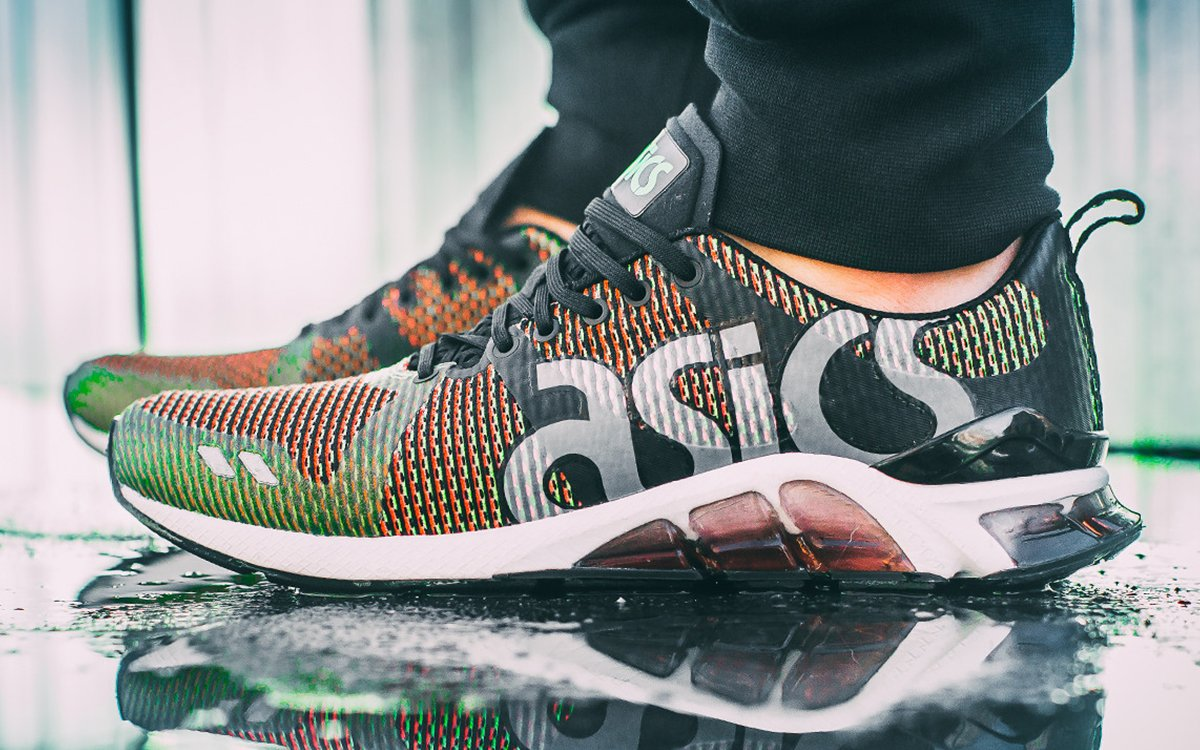 brand new 98fc7 32edc ASICS Has Invented the Mood Ring of Footwear