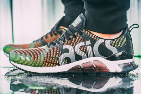 ASICS Has Invented the Mood Ring of Footwear