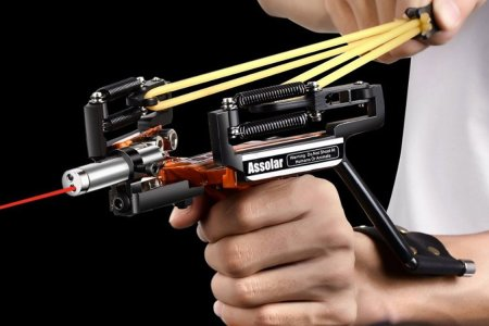 This Is Not Your Grandfather's Slingshot