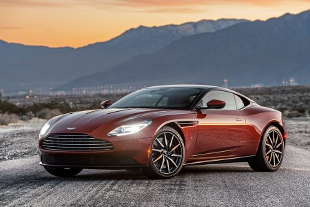 We Drove It Before 007: The New Aston Martin DB11