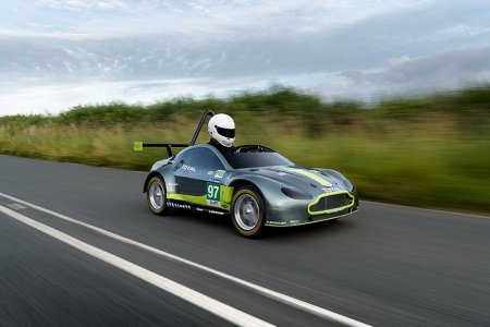 So Aston Martin Made a Soapbox Racer