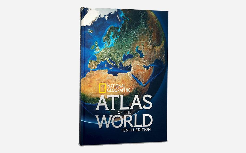 Nat Geo Atlas Of The World