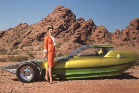 A Cavalry of Retro-Futuristic Cars Is Coming to Pebble Beach