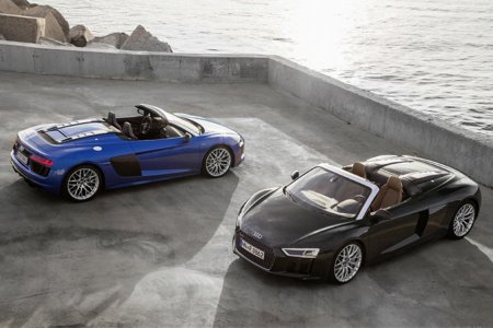 The Drop-Top R8 Achieves Something Few Supercars Have: Comfort