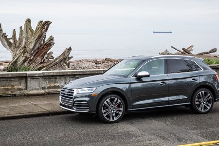 The 2018 Audi SQ5 Is the Definitive Cool-Dad Car