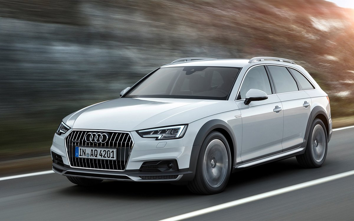 A Good Review, and Thorough: The 2017 Audi A4 Allroad