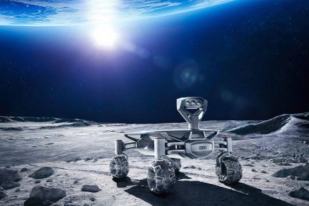 Audi Wants to Explore the Moon With Its Very Own Wall-E