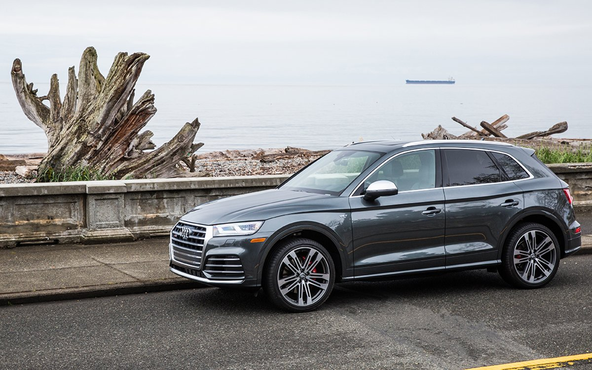 The 2018 Audi Sq5 Is Definitive Cool Dad Car
