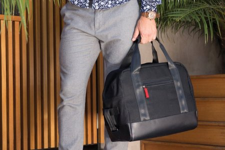 This Carry-On Was Designed by the Elon Musk of Luggage