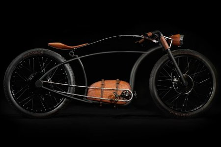 The E-Bike That's Infinitely More Handsome Than Your Typical Bike