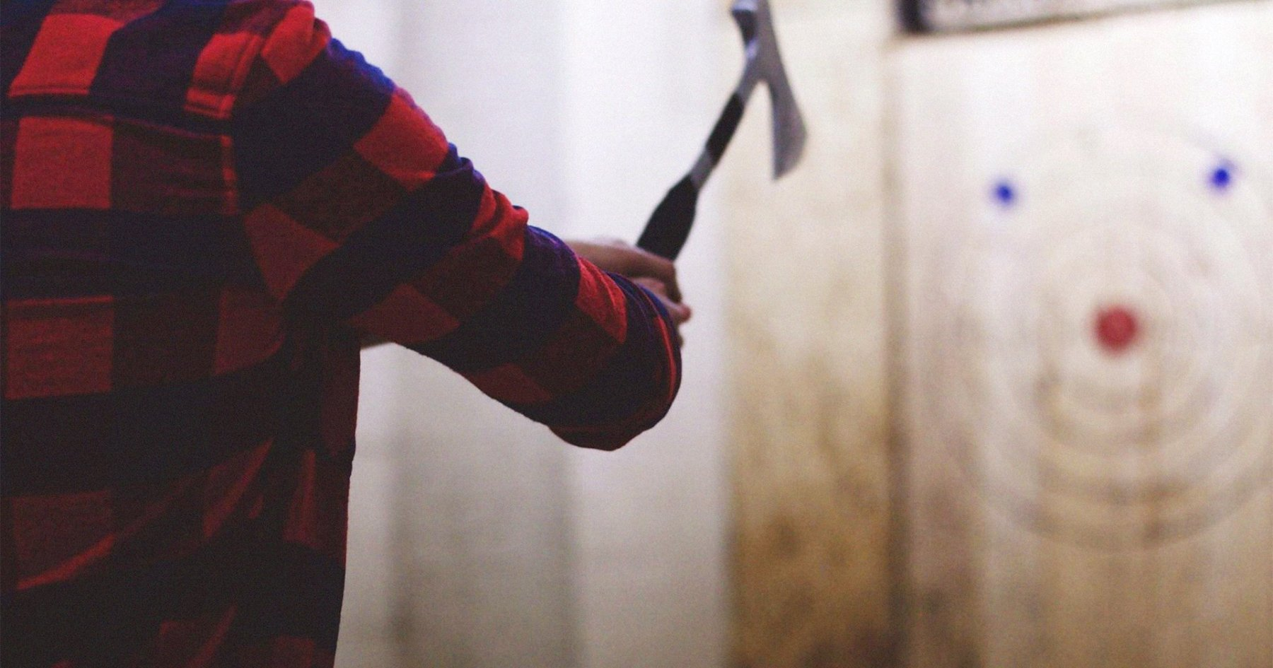 Meet Bad Axe Throwing. They Throw Axe-Hurling Parties.