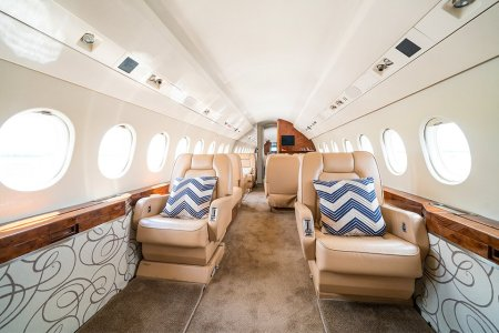 Your Private Gameday Jet Awaits