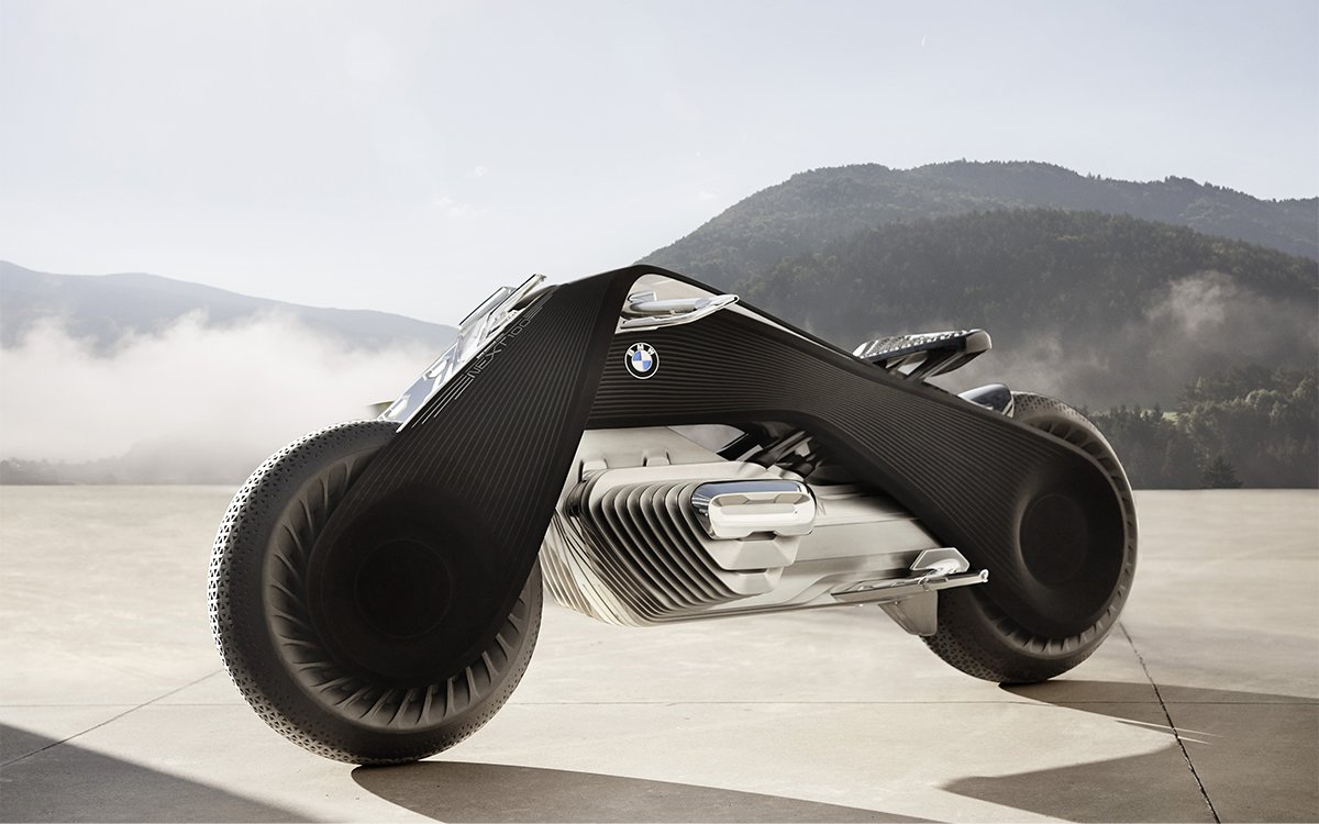 Bmw Just Up And Reinvented The Motorcycle