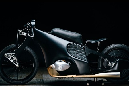 The Bike that Broke the Land Speed Record in '29 Is Back. Sort of.