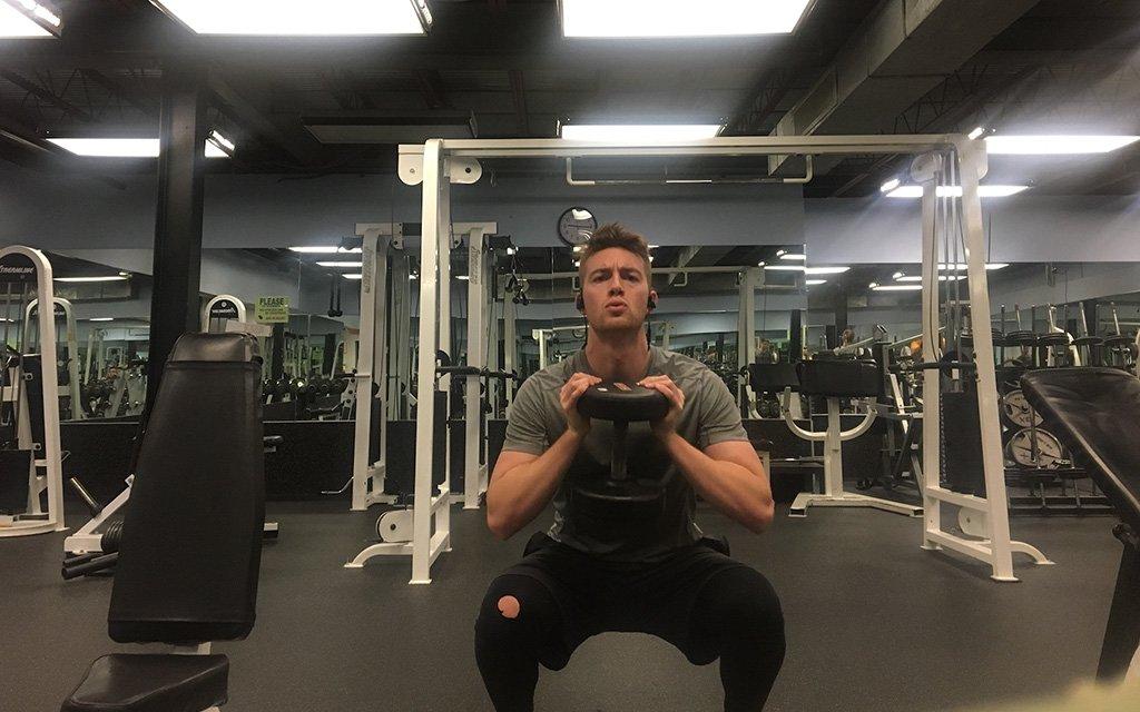 30 Days of Leg Day Challenge - InsideHook