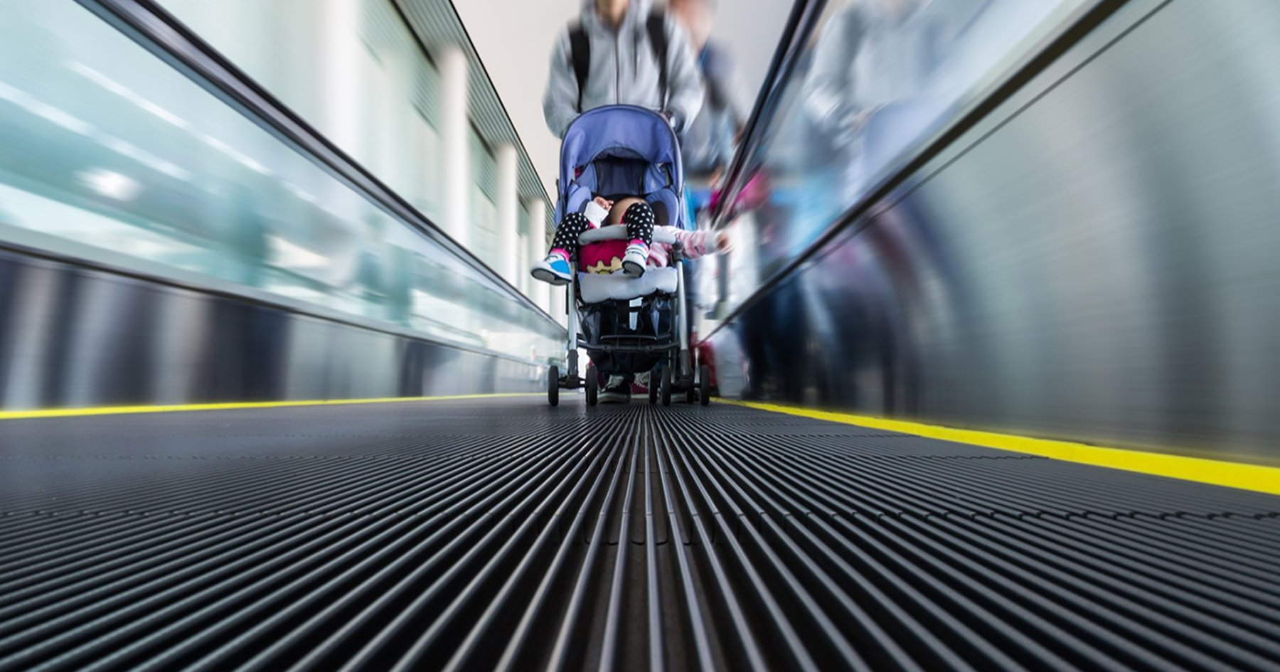 How to Do Plane Travel With a Baby (Without Wanting to Die)