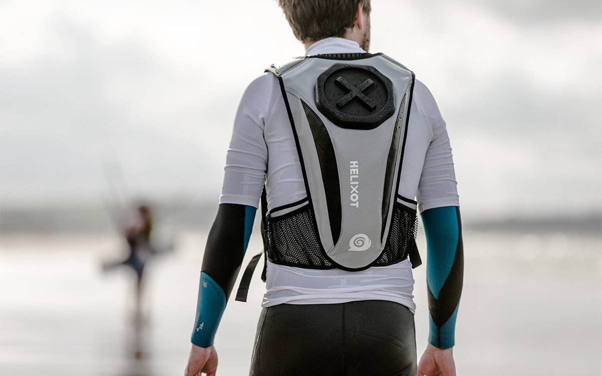 It's a Backpack. It's a Drybag. It's a Why Hasn't This Been Invented Yet?