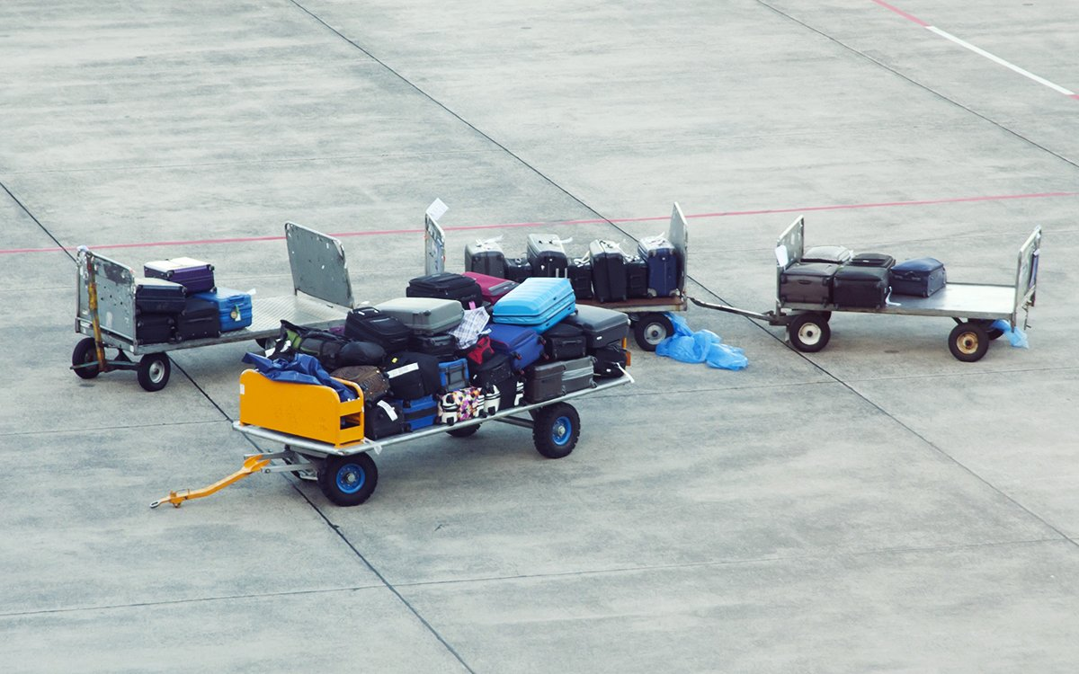 Finally, an Airline Using Technology to Find Your Lost Bags
