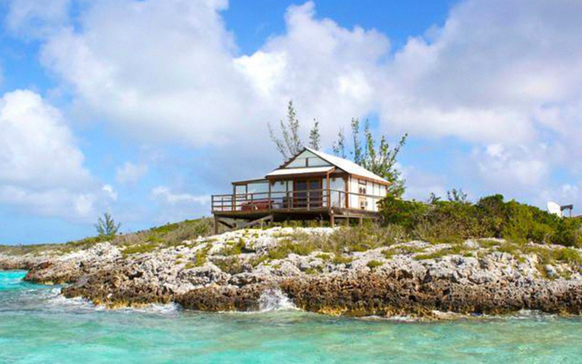 Auto Reply: On This Private Bahamian Island I Just Rented for Pennies