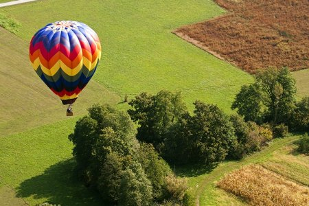 Texas Just Made It Legal to Hunt Hogs from Hot Air Balloons