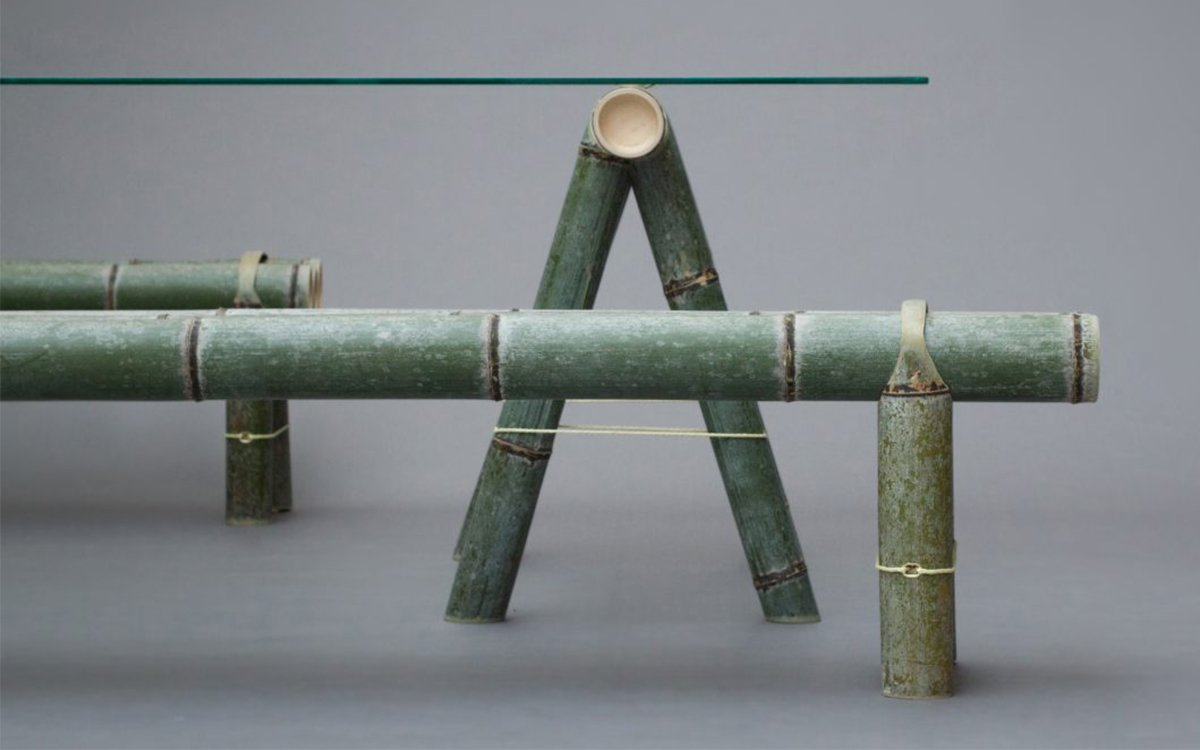 Bamboo Furniture in Your Living Room? But of Course.